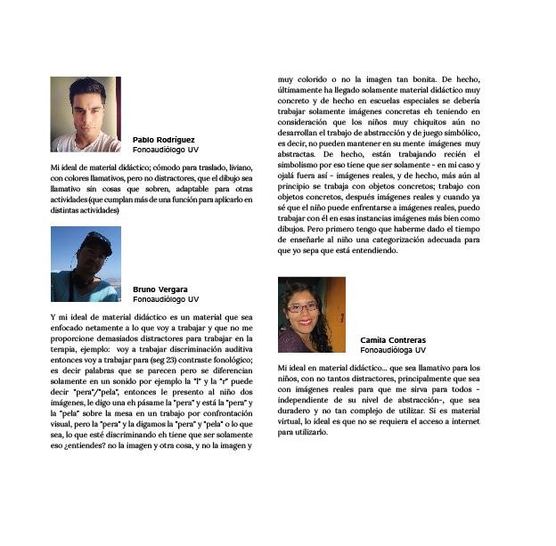 Titulo 1 Co Diseño De Material Didáctico Para Trastornos