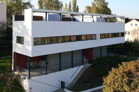 Casas de lecorbusier for Villas weissenhofsiedlung