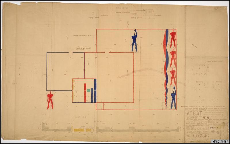 conjunto habitacional de marsella le corbusier casiopea. Black Bedroom Furniture Sets. Home Design Ideas