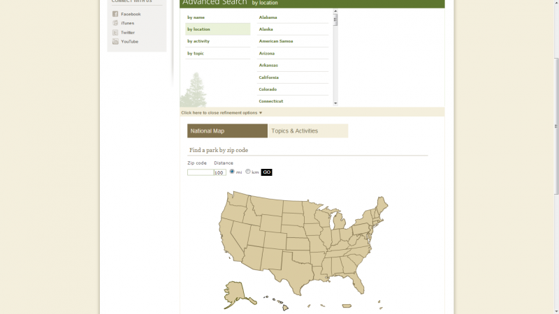 Archivo:Park locator by state metasitio nps franwevar.png
