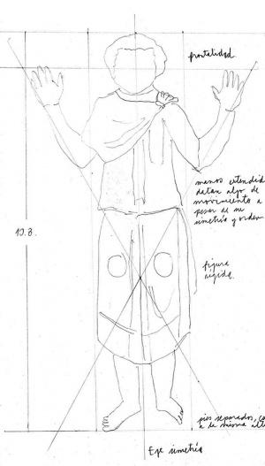 Título I: Representación gráfica del cuerpo humano - Casiopea