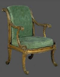 Sillas 1765 1778 siglo xviii casiopea - Sillas luis xvi modernas ...