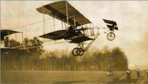 Primer Vuelo Parque Ramón Cruz 1910