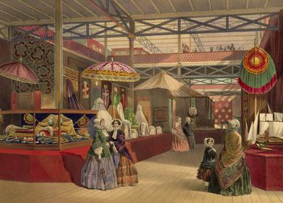 Exposici n mundial de londres 1851 casiopea for Cama turca wikipedia