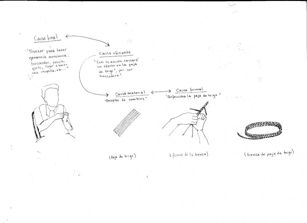 Trenzado en paja de trigo como constructor de un modelo matemático  táctil-motriz - Casiopea fa8787928aa1